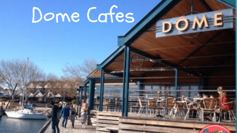 10 Dôme Cafes Near Playgrounds