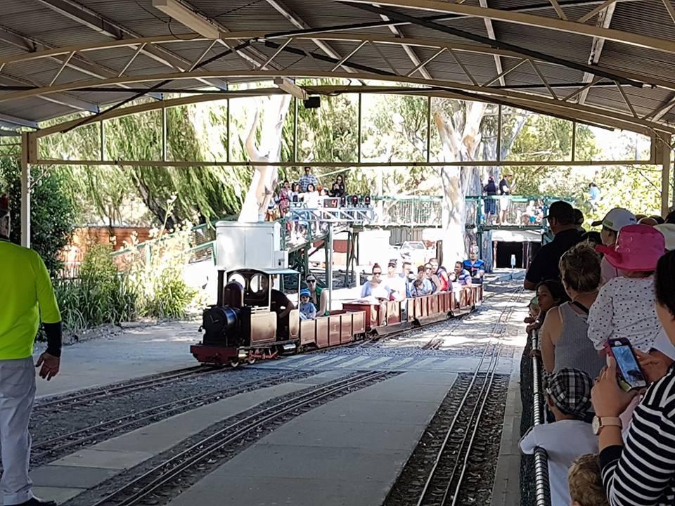 Castledare Miniature Railway