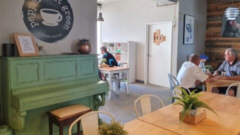 Peppermint Green Coffee House, Joondalup