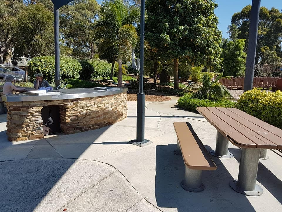 Faulkner Park, Volcano Park, Belmont