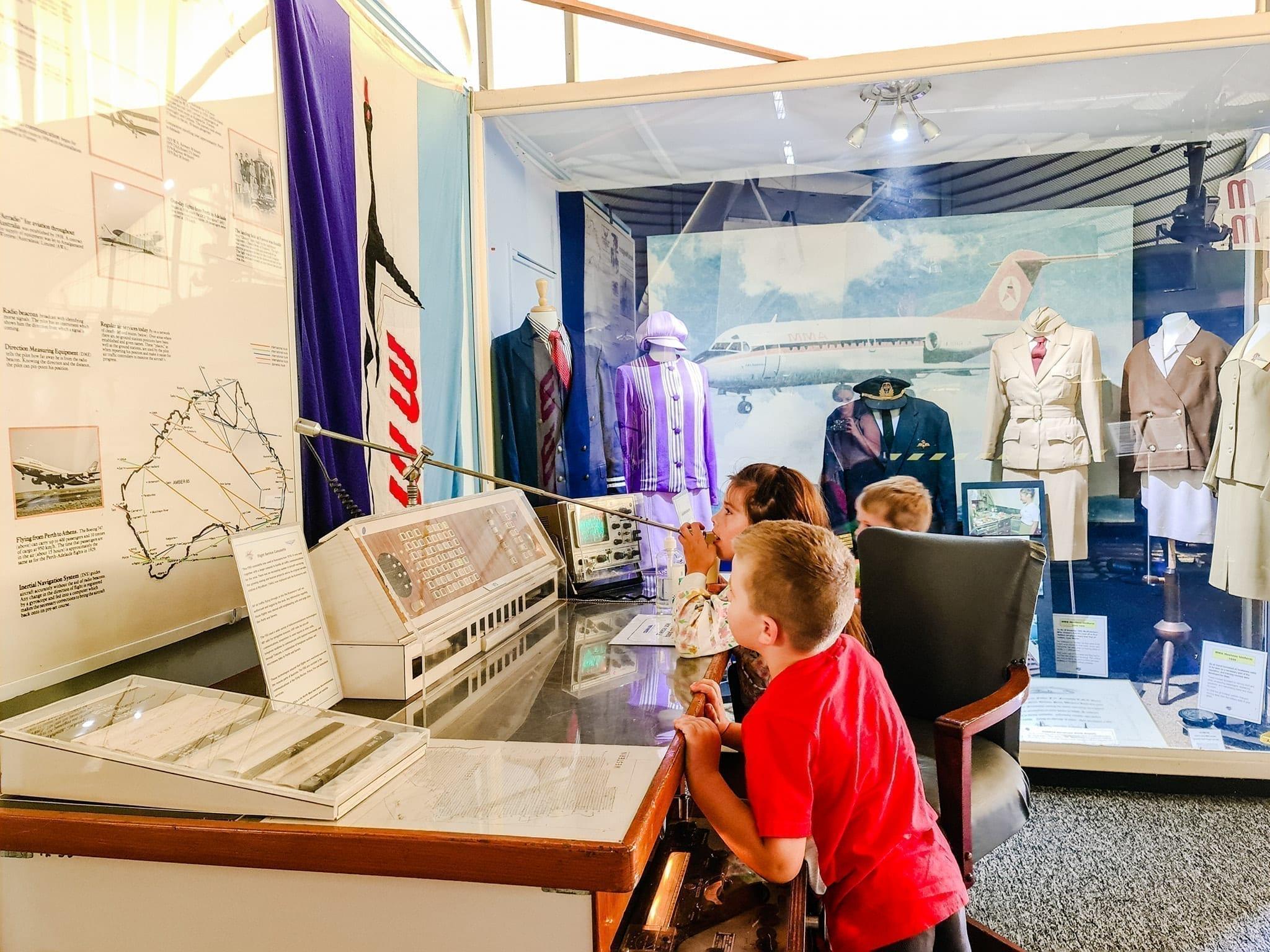 The Aviation Heritage Museum, Bull Creek