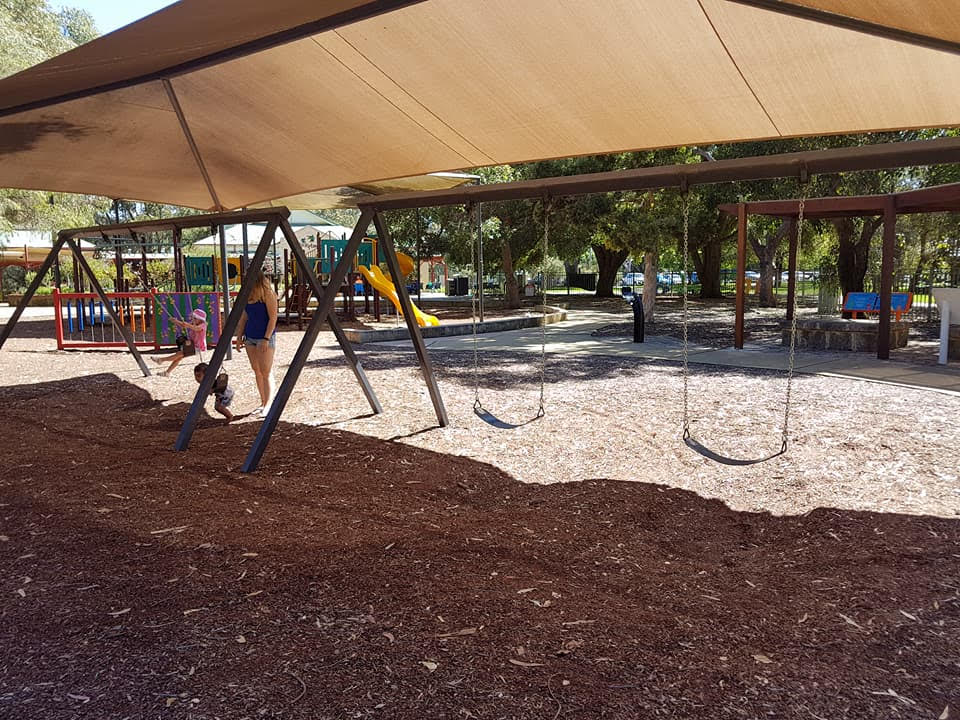 Ivey Watson Playground (Stickybeaks), Kings Park