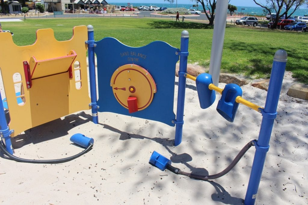 Burns Beach Playground, Burns Beach