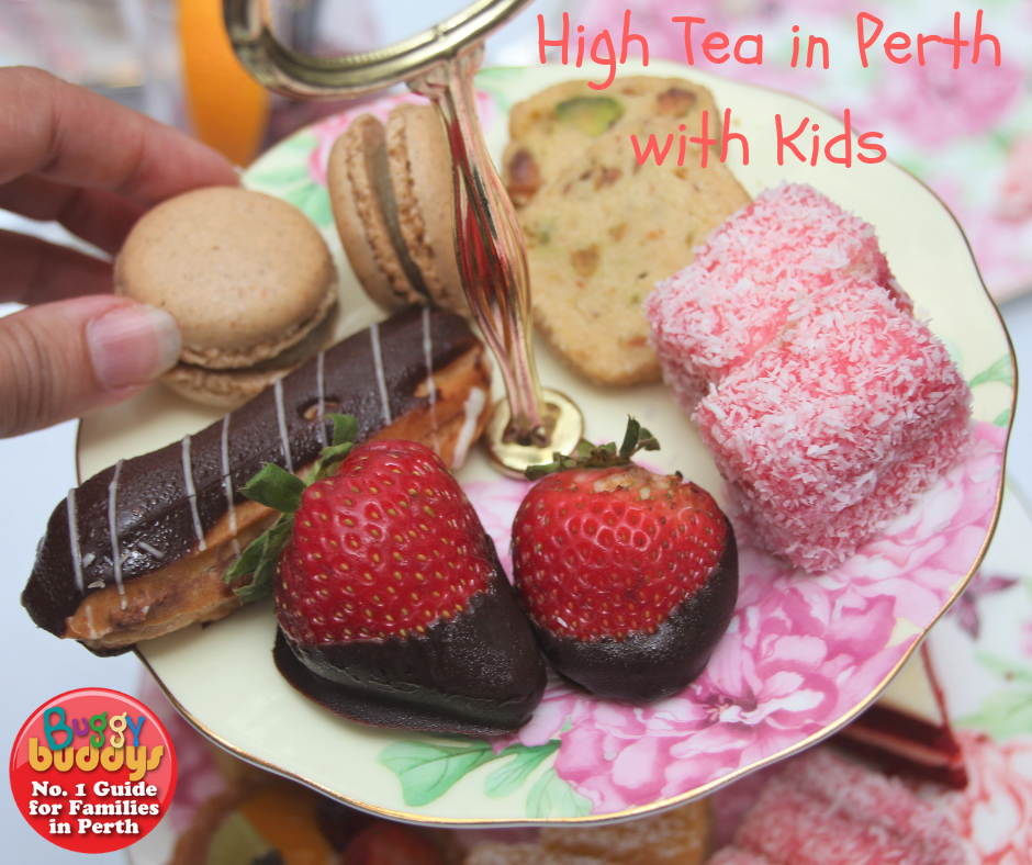 High Tea in Perth