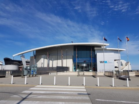 WA Maritime Museum, Fremantle