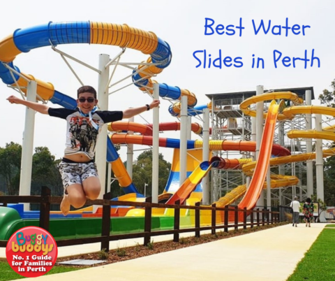 The Best Water Slides in Perth