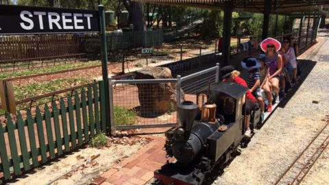 Stirling Miniature Railway, Balcatta