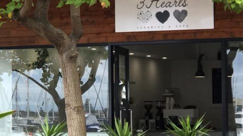 3 Hearts Ceramic Cafe, Mandurah – CLOSED