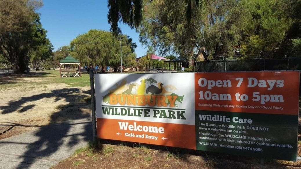 Bunbury Wildlife Park