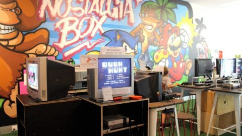 The Nostalgia Box, Perth