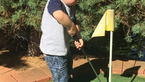 Adventure Putt Miniature Golf, Swan Valley