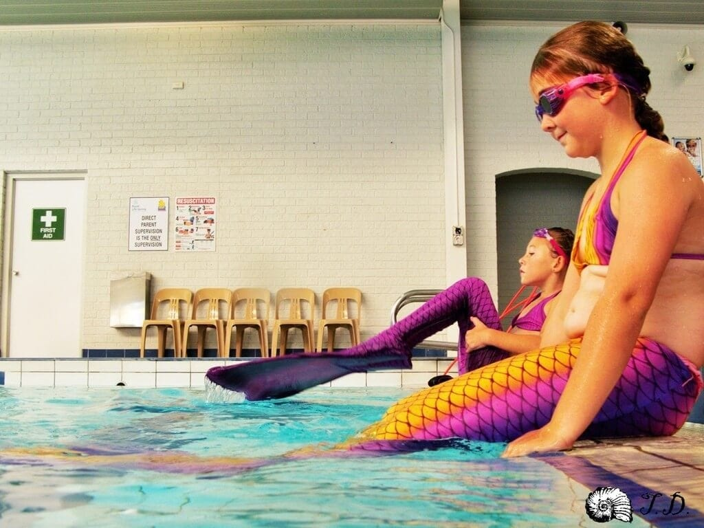 Mermaid Kat's Mermaid Academy, Perth