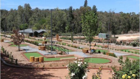 Masonmill Mini Golf, Carmel