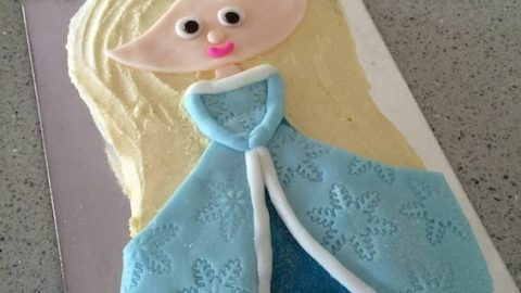 Cake 2 The Rescue – Snow Princess Cake Review