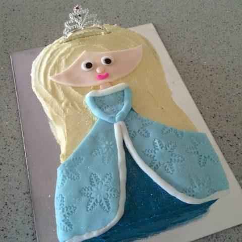Cake 2 The Rescue – Snow Princess Cake Review