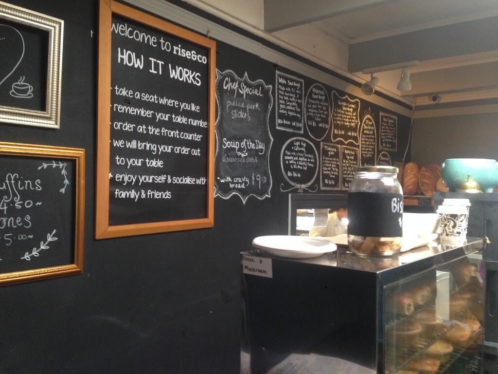 Rise & Co Cafe Busselton