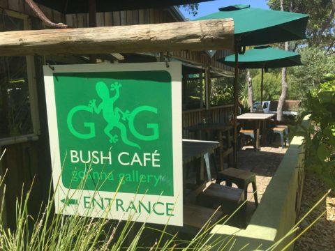 Goanna Cafe Dunsborough