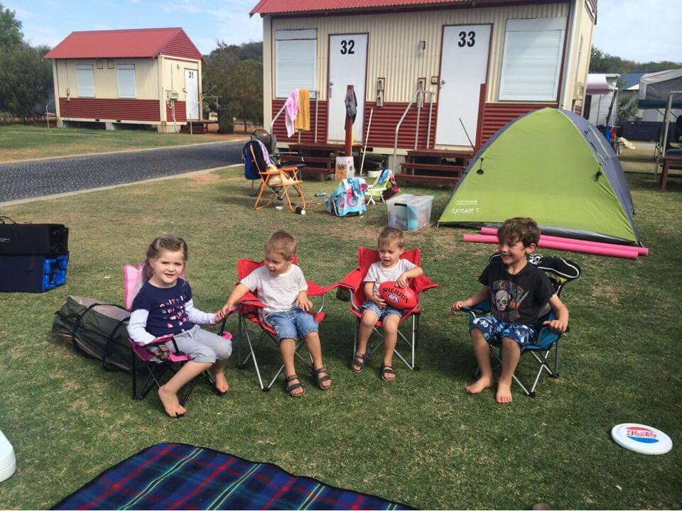 Seaspray Beach Holiday Park, Dongara
