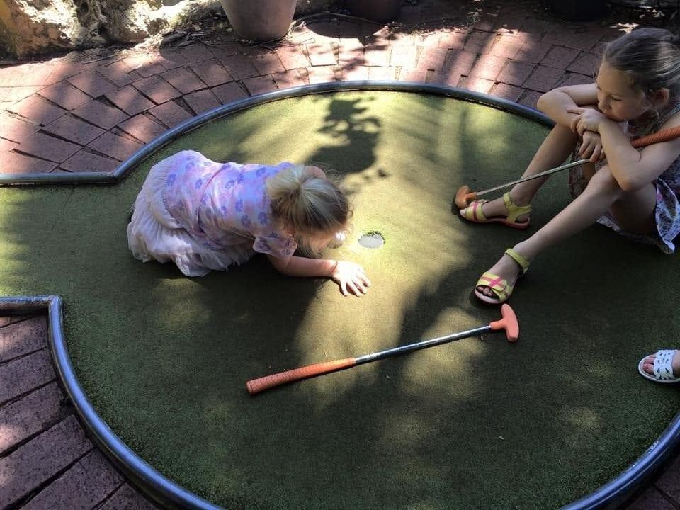 Wanneroo botanical golf