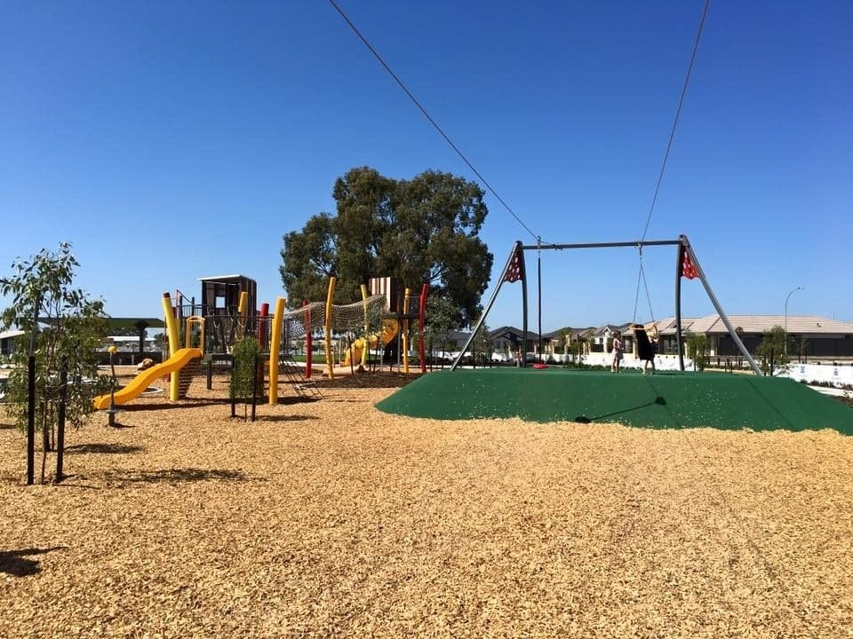 Livvi's Place Playground Whiteman Edge