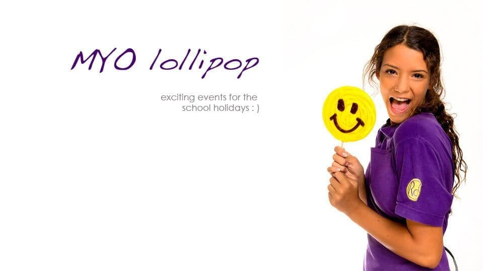 Roc Candy - Make your own lollipop