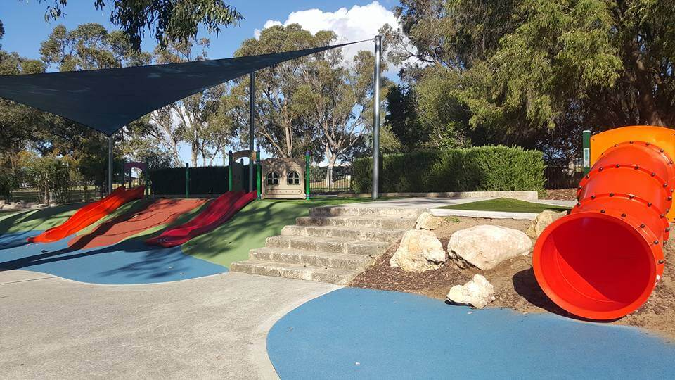 Caterpillar Playground, Mandurah