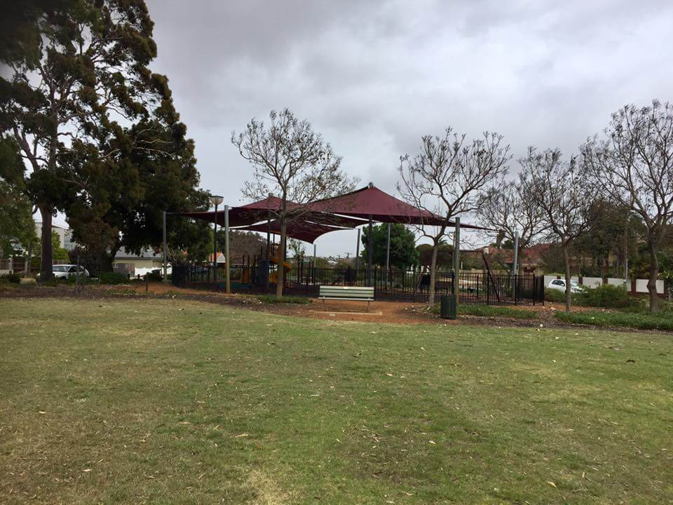Seldon Street Playground, North Perth