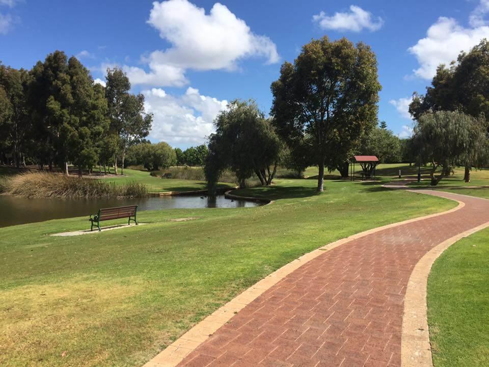 Stirling Civic Gardens Park