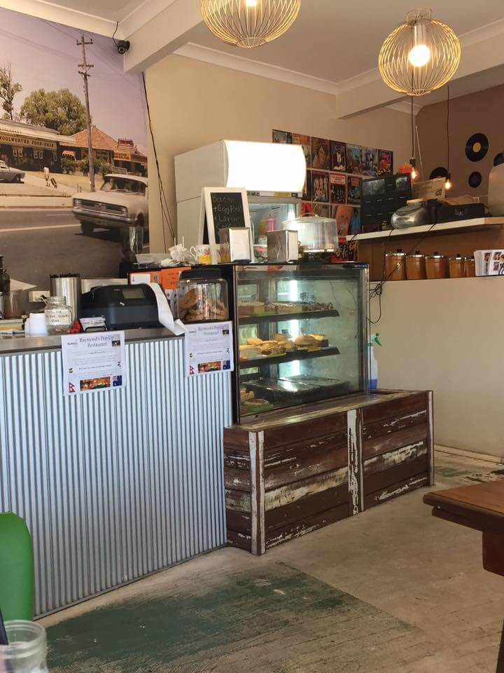 Raymond's Cafe, Tuart Hill - CLOSED