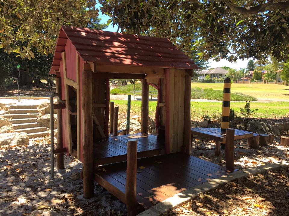 Lake Claremont Playground