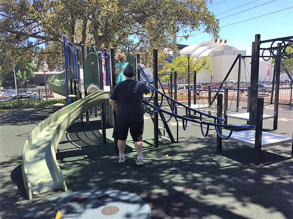Russell Square Playground, Northbridge