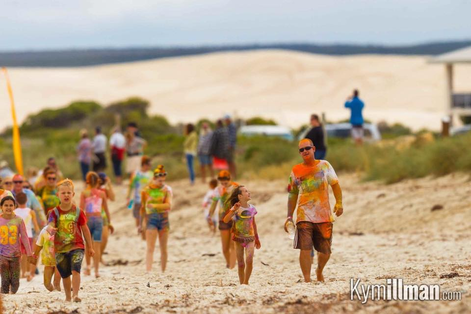 Lancelin Colour Blast
