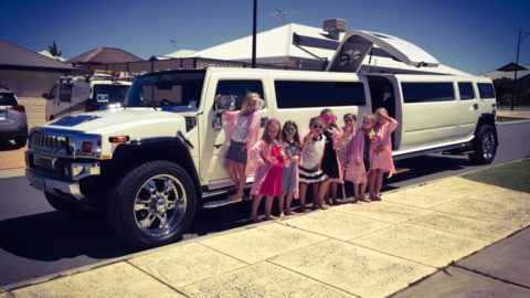 Showtime Limousines, Perth
