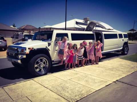 Showtime Limousines, Perth