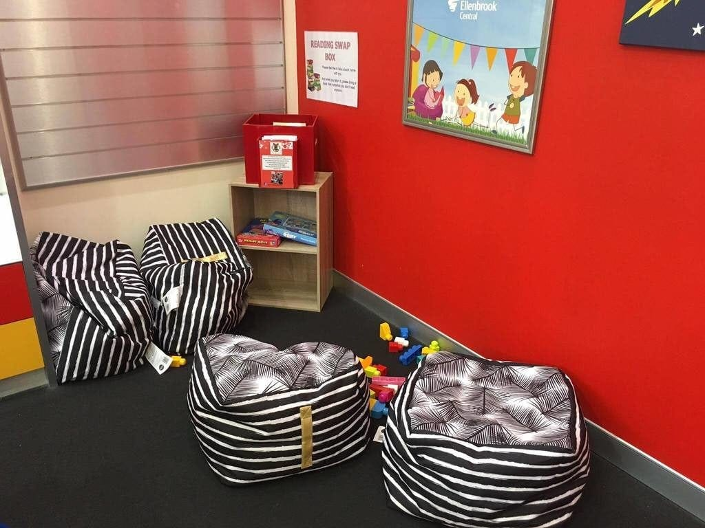 Kids Chill-Out Zone at Ellenbrook Central
