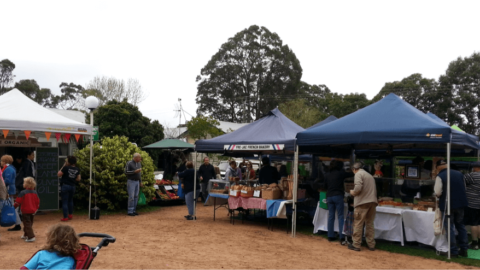 Margaret River Farmers' Market, Margaret River