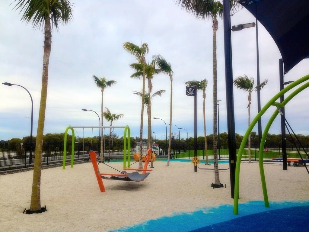 Pirate Playground, Ellenbrook