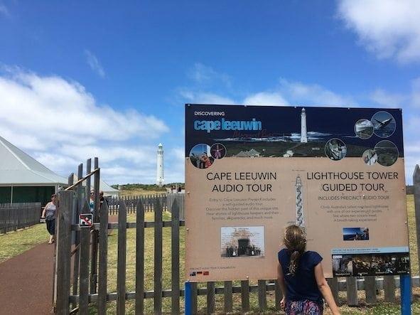 Cape Leeuwin Lighthouse, Augusta
