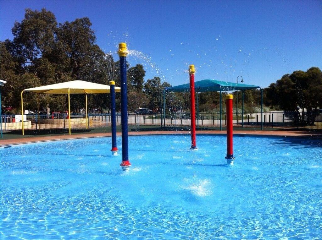 Whiteman Park Waterplayground