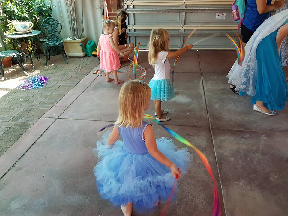 Freedom Fairies Birthday Parties