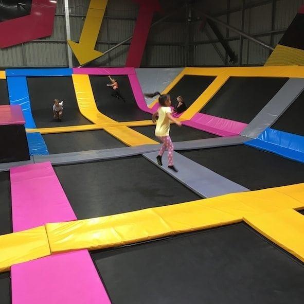 Bounce Kids' Birthday Parties, Cannington