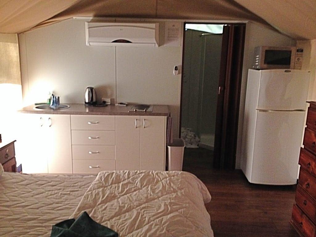 Amblin Safari Tent Busselton