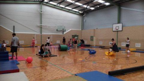 Kindygym Toddler Classes, Craigie Leisure Centre