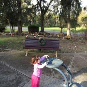 Pinnaroo Valley Memorial Park and Pinnaroo Café, Padbury