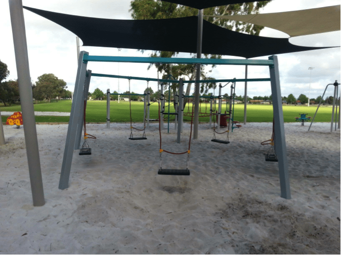 atwell oval playground