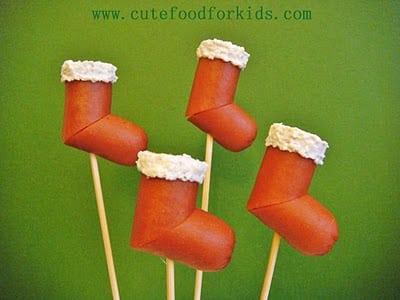 Kids Christmas Party Food