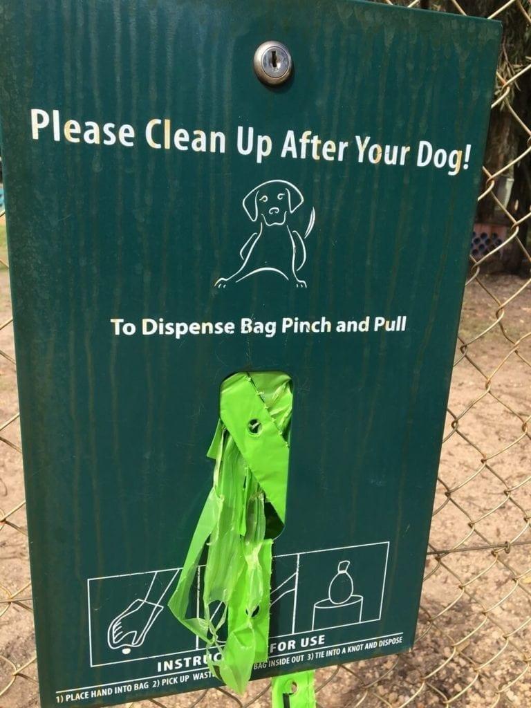 Whiteman Park Dog Park