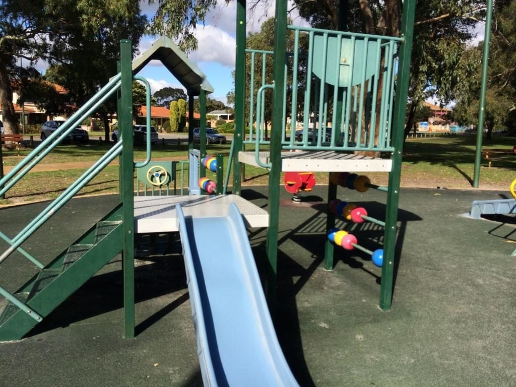 Jack Adder Lake Playground