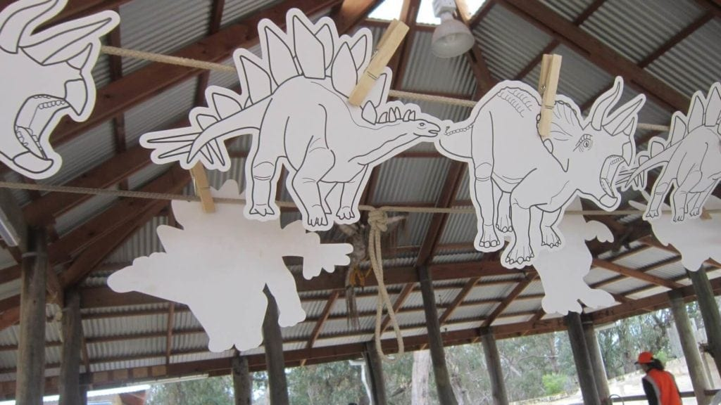 Wild about Dinosaurs event by Wild about Nature