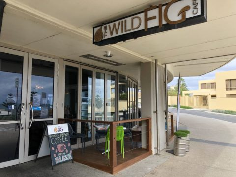 The Wild Fig Cafe, Scarborough